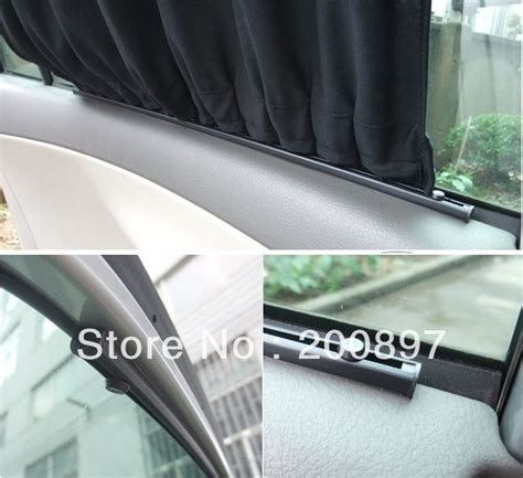 car window curtains for sale aliexpress com buy 70cm width universal alloy upper