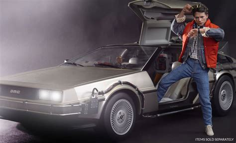 Best Item Kaos Back To The Future Zero X Store 1 back to the future marty mcfly sixth scale figure by