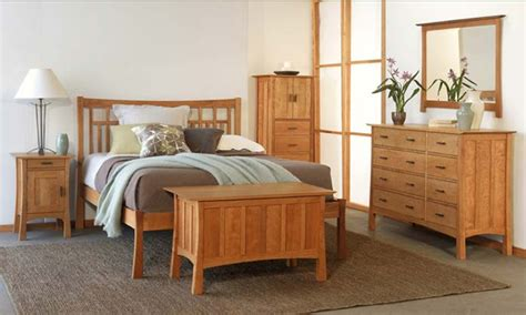 craftsman style bedroom furniture mission and craftsman style furniture from vermont made in america