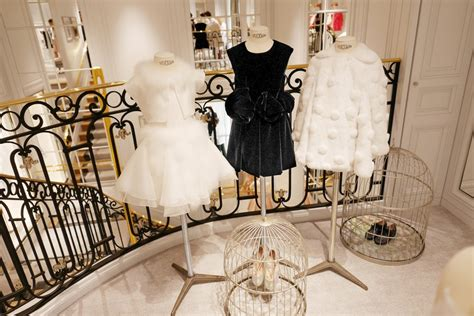Home Interior Stairs new baby dior and dior kids boutique opens up in paris