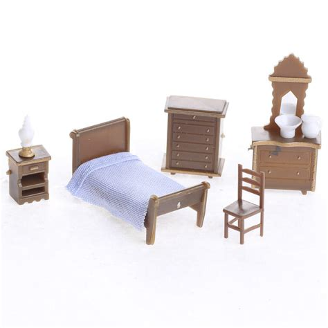 dollhouse bedroom furniture set dollhouse miniature bedroom furniture set new items