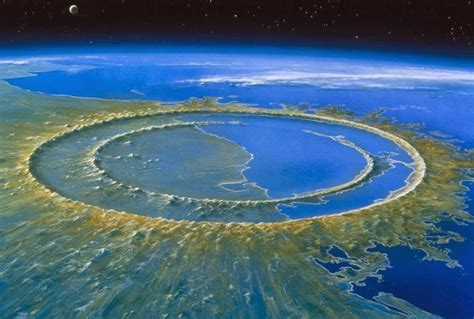 largest in the world the top 10 largest meteorite craters in the world