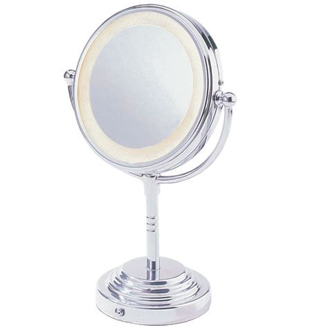 sided lighted mirror mirror makeup mirror magnifying mirror lighted