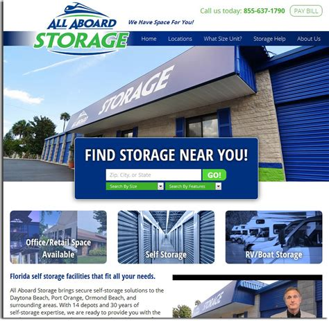 aboard storage website   blog