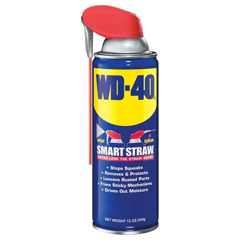 Home Kitchen Aid by Wd 40 12 Oz Aerosol Lubricant 10032 The Home Depot