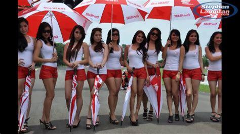 hot umbrella girls indoprix  seri  youtube