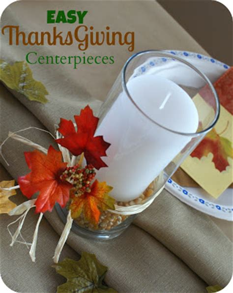 easy to centerpieces for thanksgiving table diy how to dress up your thanksgiving table with a