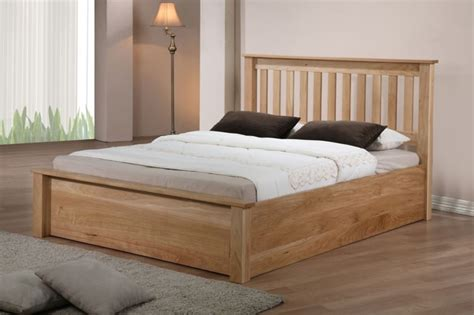 Beautiful Double Bed With Under Storage Bed Frame Plans Bed Frame With Storage Underneath