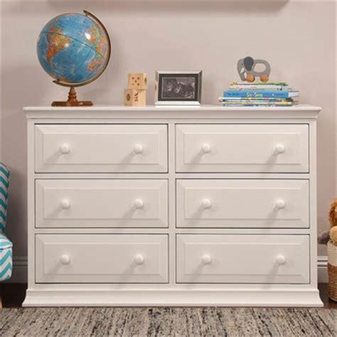 davinci 6 drawer dresser white davinci signature 6 drawer double dresser in white free