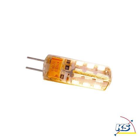 led leuchtmittel 12v led leuchtmittel g4 3000k 12v ac dc 1 5w ks licht