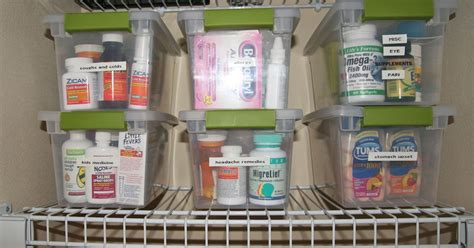 organize medicine cabinet smart and simple organizing organized medicine cabinet