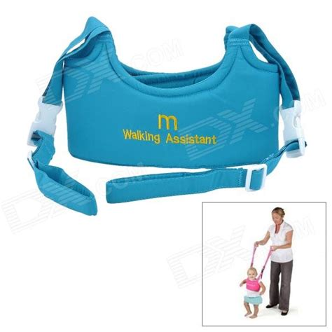 Care Baby Walking Assistant yourhope baby toddler harness safety learning walking assistant blue