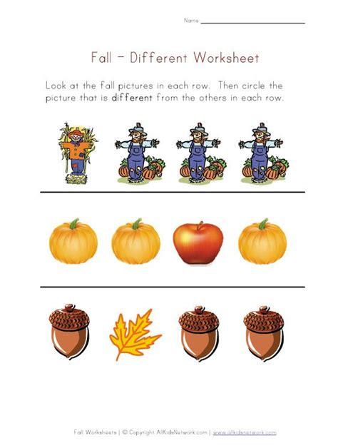 fall pattern worksheets for kindergarten fall worksheets for kids books worth reading pinterest