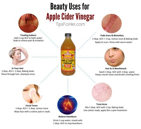Detox With Apple Cider Vinegar While Pregant by Remedies Using Acv From Fading Pregnancy Scars
