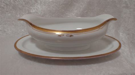 parts of a gravy boat hutschenreuther selb bavaria quot gold trim quot china gravy boat