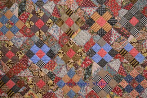 Cheater Quilt Fabric by Quilts Vintage And Antique Antique Cheater Fabric