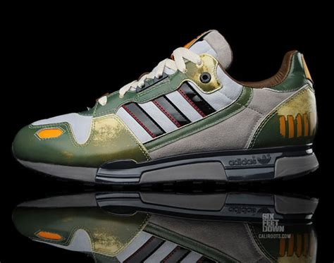 Sepatu Vans Stra Wars 15 wars x adidas originals zx800 boba fett