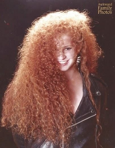 permanent wave gone wrong bad 80s perms hairstyle gallery