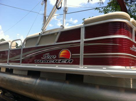2013 20 foot suntracker party barge other for sale in - Boats Net Albany Ga