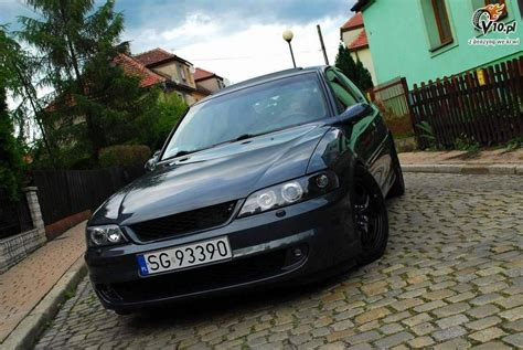 opel vectra b tuning gallery