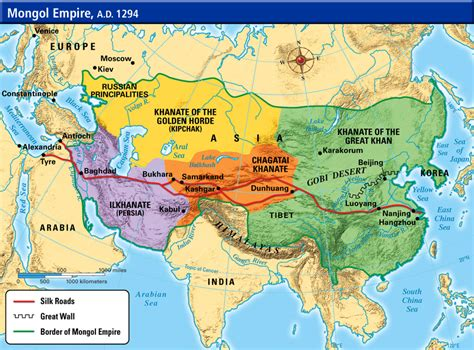 5 themes of geography mongolia how did geography contribute to the success of the mongol