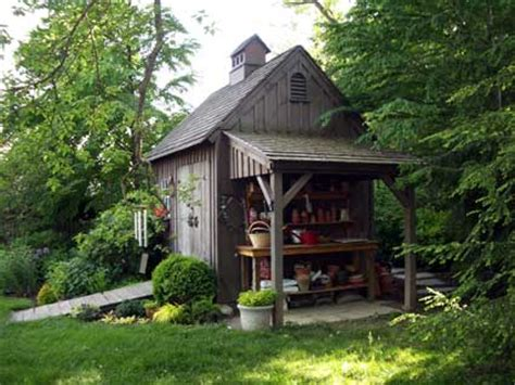 Shed Country by Pool Garden Sheds New Style