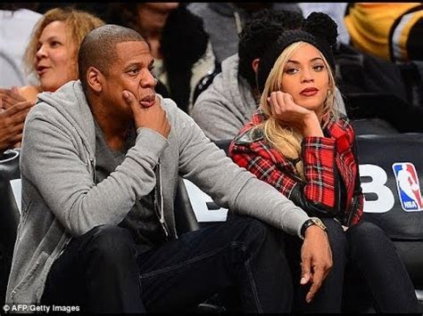 Russel Kimono beyonce and z courtside seats with seattle