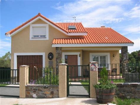 foto de una casa dise 209 os fachadas de casas distintos modelos