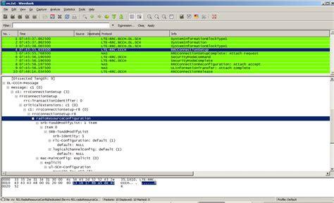 wireshark tutorial wikipedia wireshark lte analysis