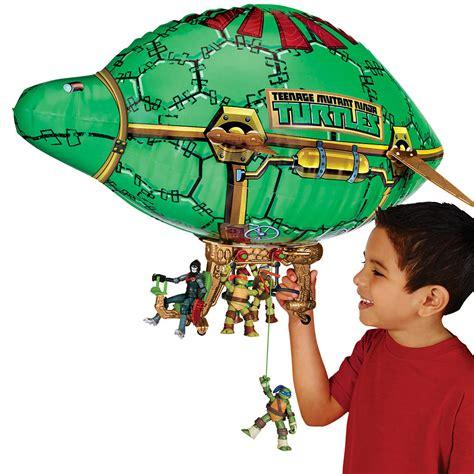 Foot Clan Giveaway - teenage mutant ninja turtles complete first second season blimp toy giveaway
