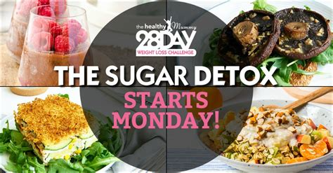 28 Day Sugar Detox Challenge by Thanks For Entering The Healthy Mummy