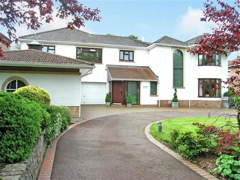 5 bedroom detached house for sale in llandennis avenue
