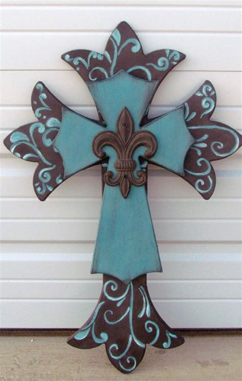 25 best ideas about wall crosses on rustic