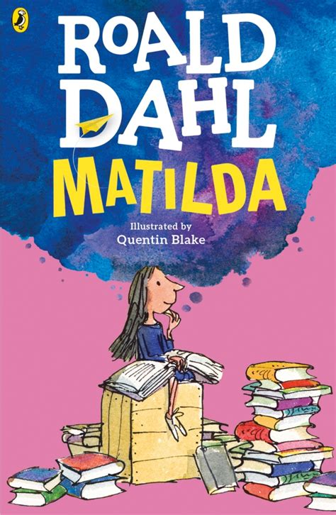pictures of matilda the book matilda by roald dahl