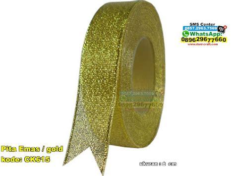 pita emas gold souvenir pernikahan