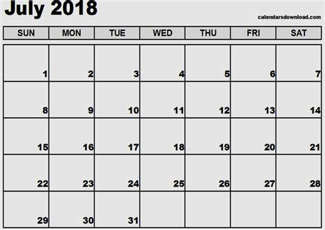 Calendar 2018 Canada Holidays July 2018 Calendar Canada 2018 Calendar With Holidays