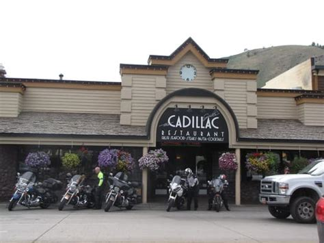 cadillacs restaurant cadillac grille restaurant closed american traditional