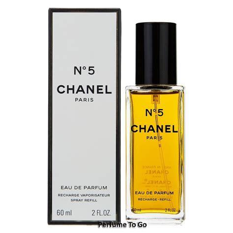 Parfum Chanel 5 Ml chanel no 5 2 0 oz 60 ml edp eau de parfum refill spray new sealed 3145891254709