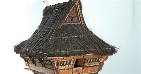 kaos gaul cur dipikir karo inilah desain bentuk rumah adat karo dan penjelasannya