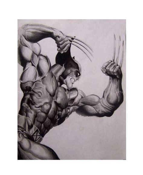 imagenes de wolverine en caricatura a lapiz dibujos a l 225 piz de wolverine dibujos a lapiz