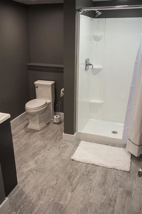 how to finish a basement bathroom step by step basement bathrooms things to consider home