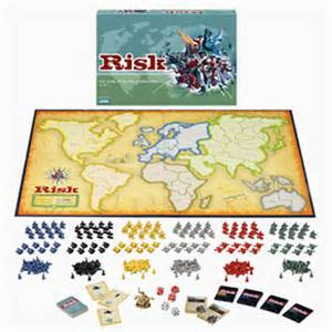 risk board game rules and tactics
