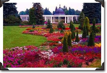 Niagara Falls Botanical Gardens Niagara Parks Botanical Garden Niagara Falls Ontario Ont Photo Listings Canada