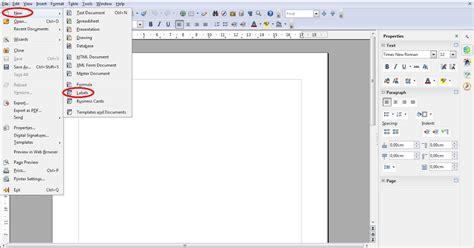 cara membuat watermark di open office cara membuat labels di open office intan lestari