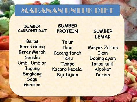 Makanan Makanan Untuk Diet makanan konsultan kolesterol