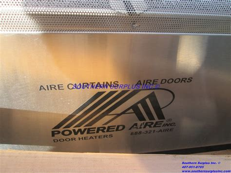powered aire air curtain powered aire bct 2 72 commercial front door air curtain