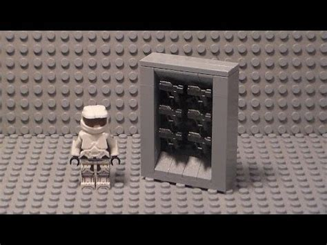 lego halo tutorial how to build a lego halo weapon rack v2 youtube