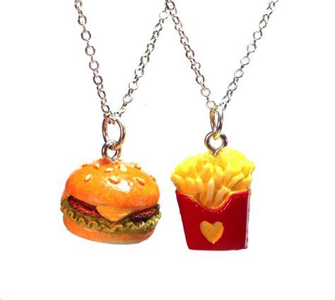 best friends necklaces best friend necklaces bff by bitofsugar