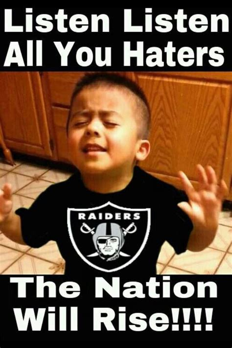 Funny Raiders Meme - funny raiders quotes quotesgram