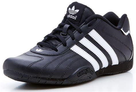 adidas goodyear trainers c adidas originals goodyear adi racer kids gs trainers black